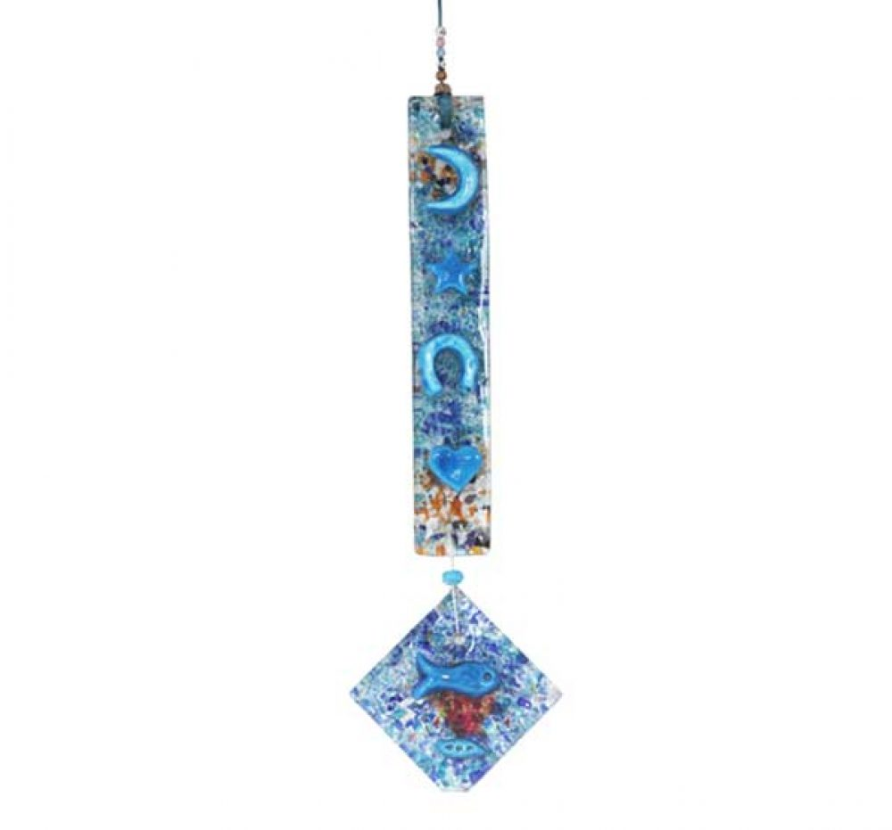 Thick Large Two Piece Wall Hanging